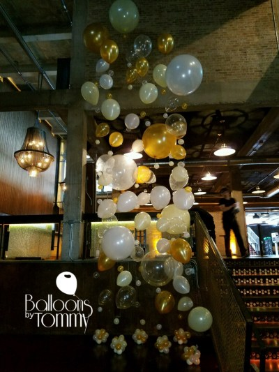Balloons by Tommy - Gatsby inspired bubble balloon strands