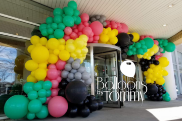 Balloons by Tommy - Crate & Barrel Entry