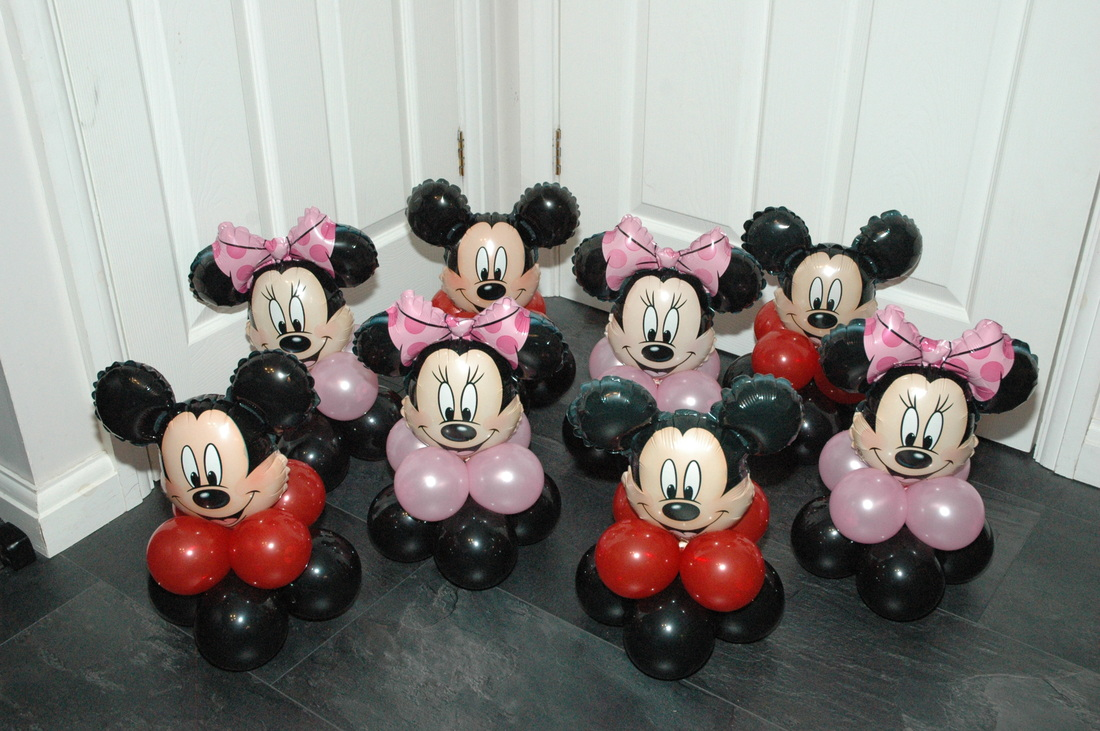 Minnie Mouse Balloon Your Room