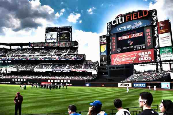 Citi Field View From Seats