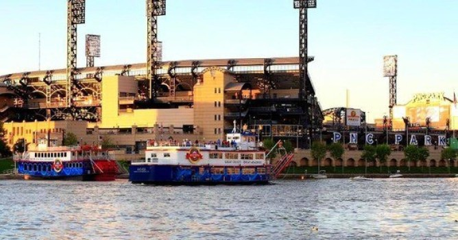 Gateway Clipper for PNC Park