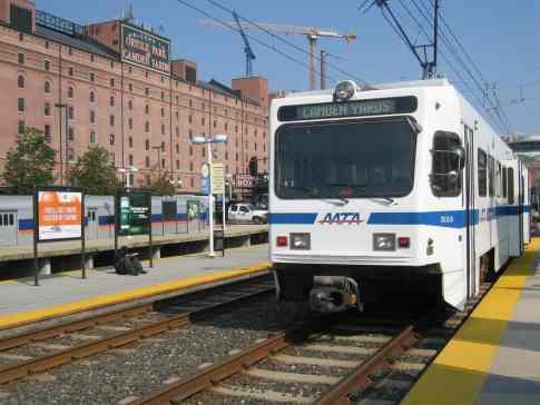 MTA at Oriole Park