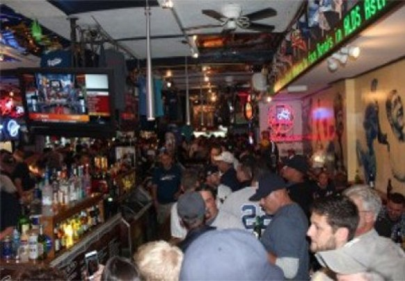 Stan's Sports Bar near Yankee Stadium