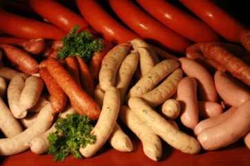 Sausage at Target Field
