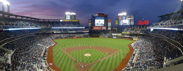 Panorama of Citi Field