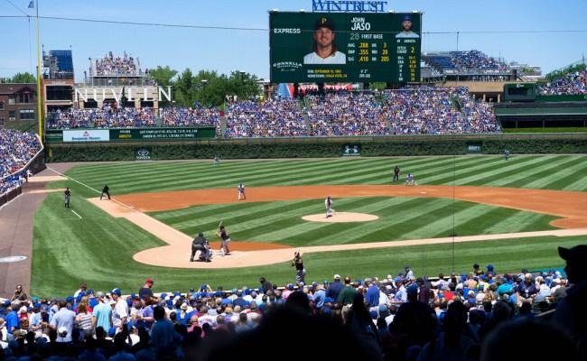 Wrigley Field Chicago Cubs Ballpark Ballparks Of Baseball