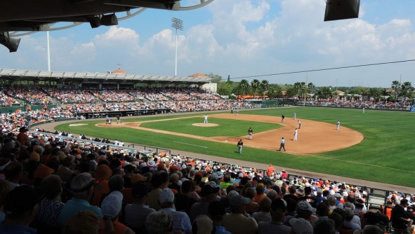 2019 Spring Training Ballparks Ballparks of Baseball