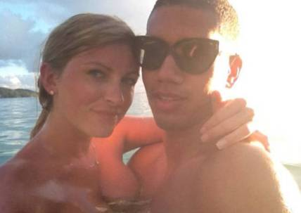 Sam Cooke Spielerfreundin Chris Smalling 6