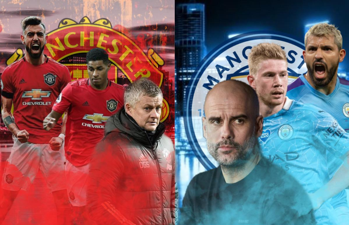 The Manchester Derby: Red Devils vs The Sky Blues