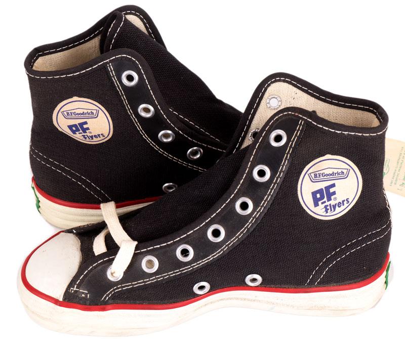 Vintage PF Flyers Canvas Sneakers Ballyhoovintagecom