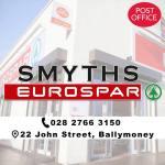 'Smyths' EUROSPAR