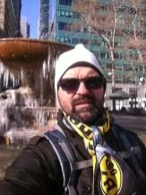 New York - Ganz kalt!