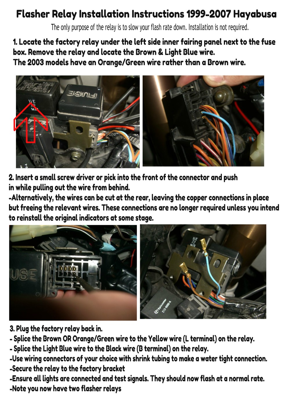 medium resolution of suzuki hayabusa fuse box wiring library hayabusa wheelie 1999 suzuki hayabusa fuse box