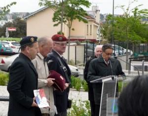 BalmAvenir - Balma - Commémoration 9 mai 2016