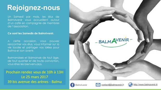 BalmAvenir - Conseil municipal du 23 février 2017 - Diapo 9