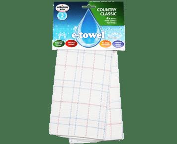 Country Classic e-towel