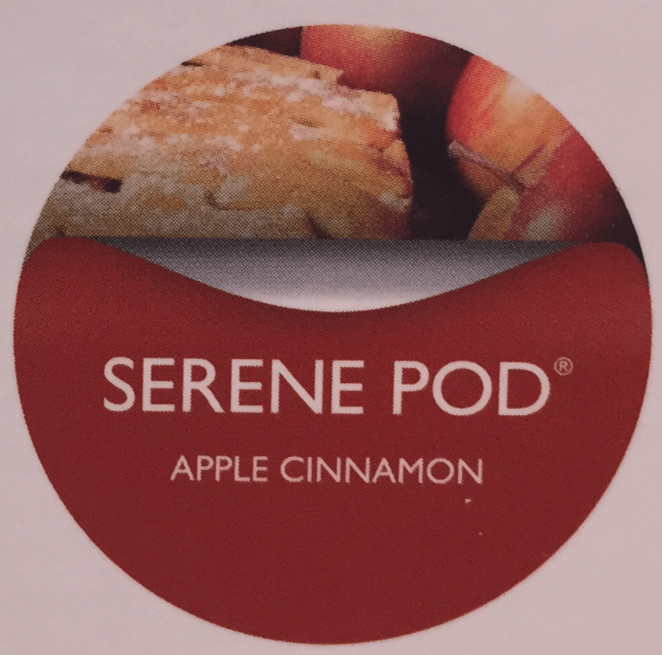 Apple Cinnamon Serene Pod 6x4gr