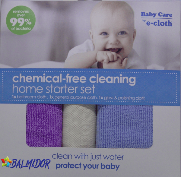 Baby Home Starter Kit