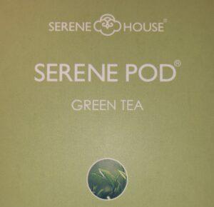 Green Tea Serene Pod 2x35gr