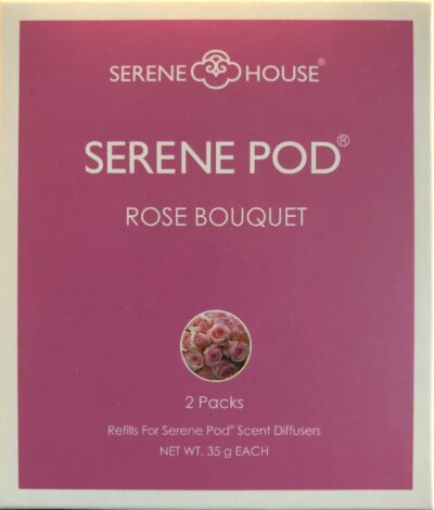 Rose Bouquet Serene Pod 2x35gr