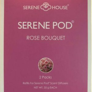 Rose Bouquet Serene Pod 2x35gr