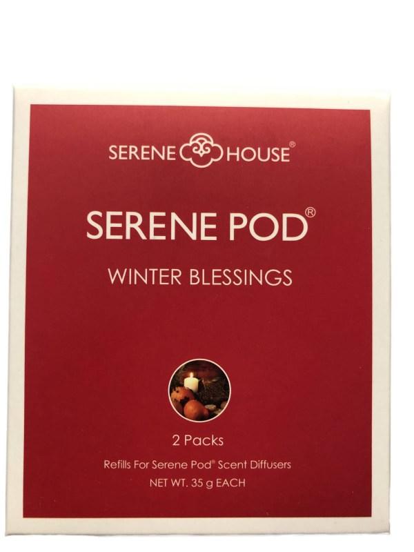 Winter Blessing Serene Pod 2x35gr