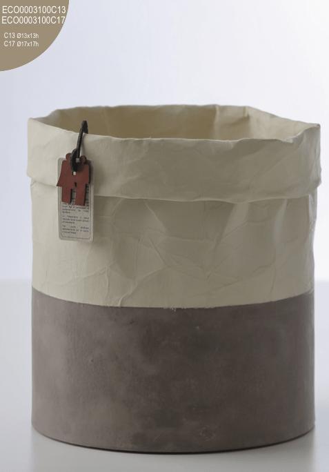 ECO0003100Cxx Waterproof Paper Pots