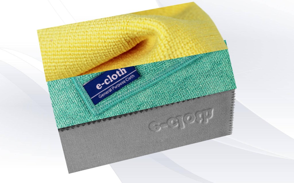 Home Starter Cleaning Pack - 3 e-cloths