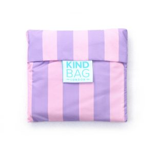 Pouch KB Medium PurpleStripes