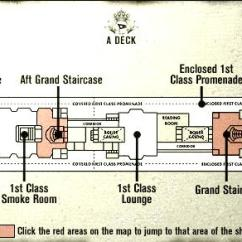 Inside The Titanic Diagram Trailer Wiring 7 Pin 5 Wires Flat Review And Walkthrough A Deck Map