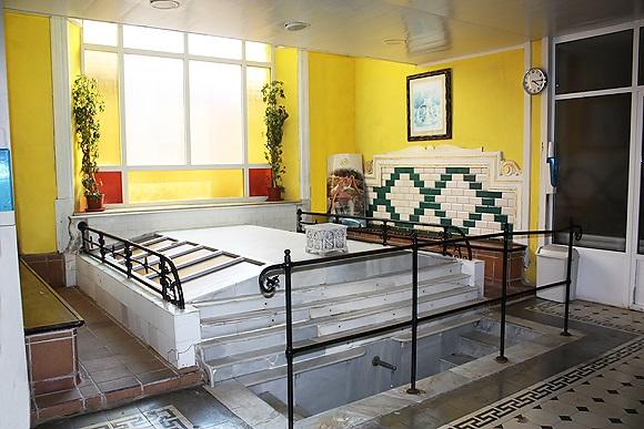 Hotel Balneario de Corconte  Visita rpida