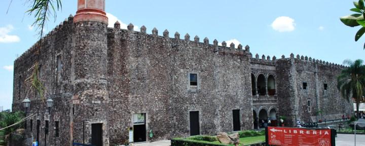 Ecozona en el centro de Cuernavaca Morelos