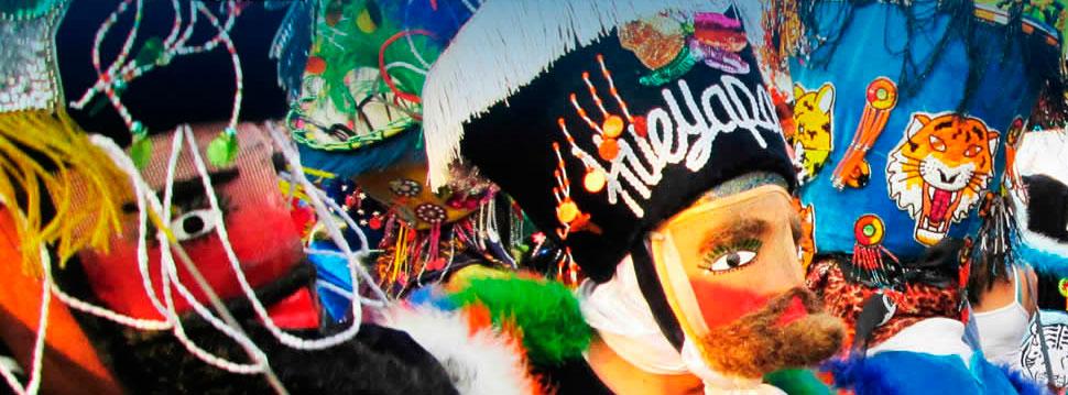 Calendario de la temporada de Carnavales en Morelos durante el 2019