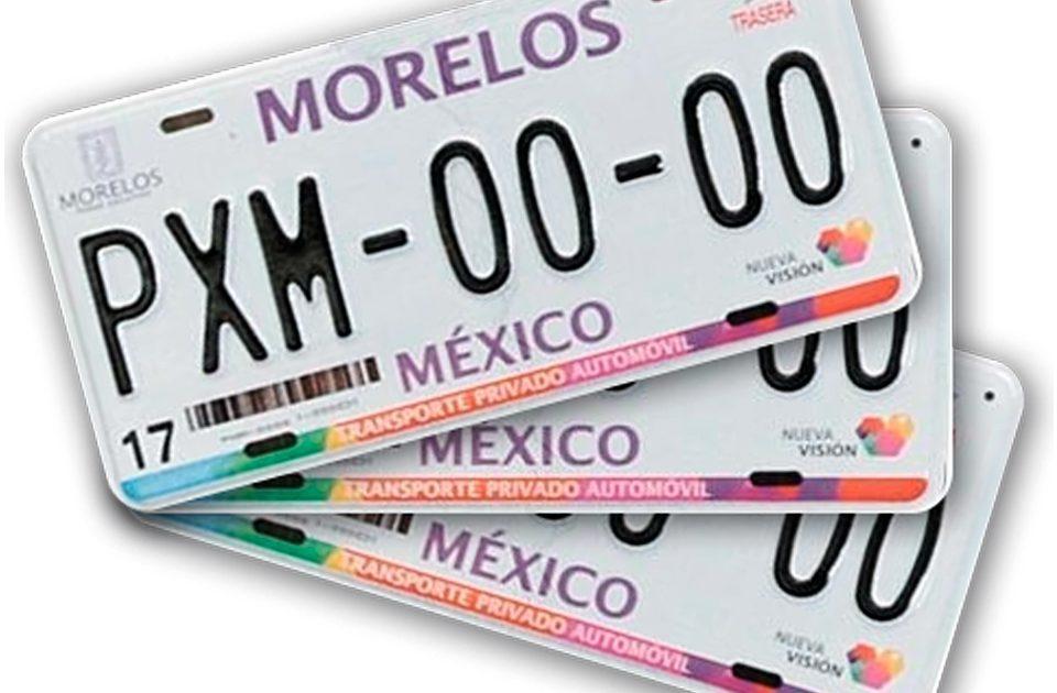 Requisitos para el Reemplacamiento en el estado de Morelos