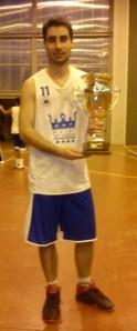 Faymasa - Hotel Rey Sancho, campeón del XXXI Torneo Eldana CB. Foto Eldana CB