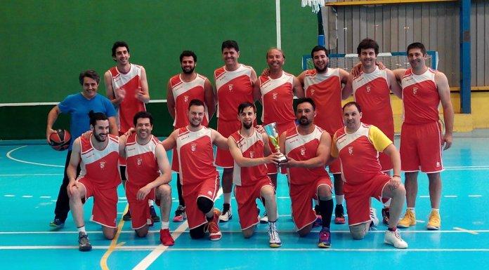 Osorno, campeón del Interpueblos 2016 de baloncesto. Foto Servicio Deportes Diputación de Palencia.