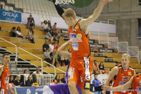 Orlov en su etapa con Coruña