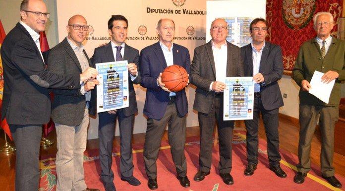 Presentación de los torneos de Olmedo y Laguna de Duero. Foto FBCyL