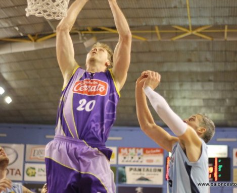 Tomas Hampl en su etapa en Palencia