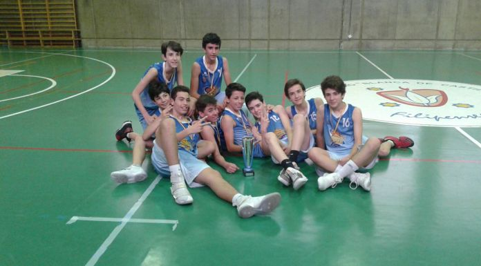 Filipenses, Campeón de la Liga Escolar. Foto Filipenses