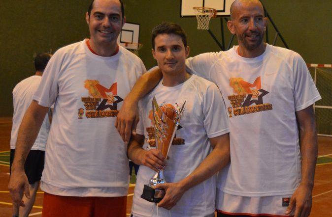 Mentirosos Compulsivos, los nuevos campeones del Challenger de Dueñas. Foto Eldana CB.