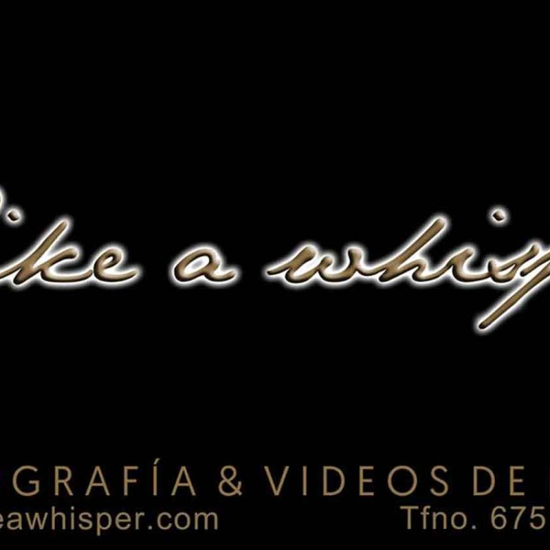 Fotografía & video   Like a whisper