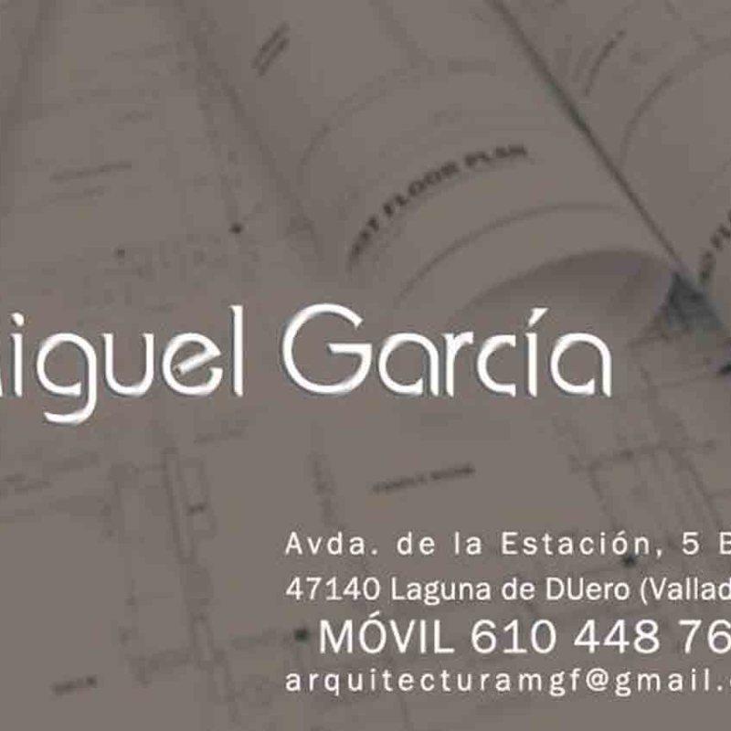 Miguel García – Arquitecto