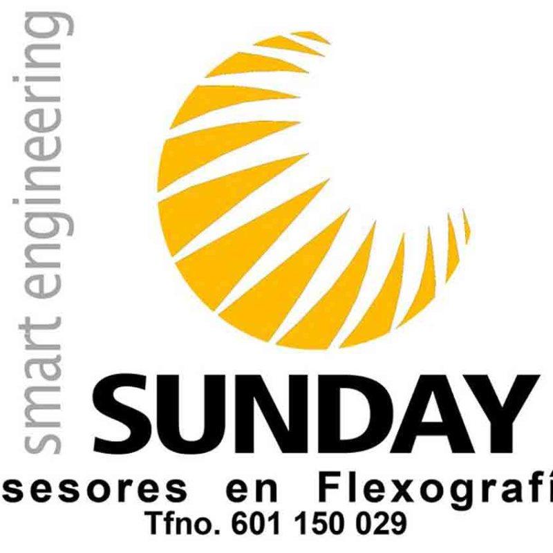 SUNDAY, Asesores en flexografía