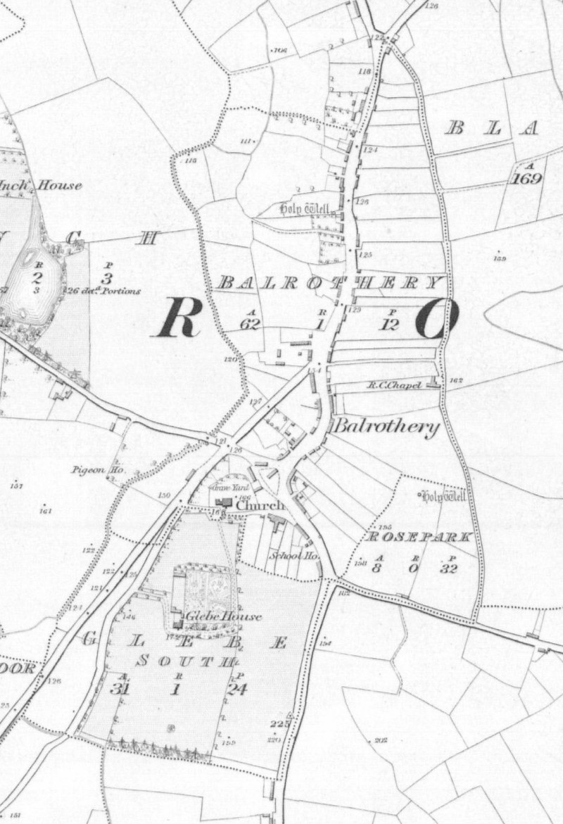 Balrothery2 map1850