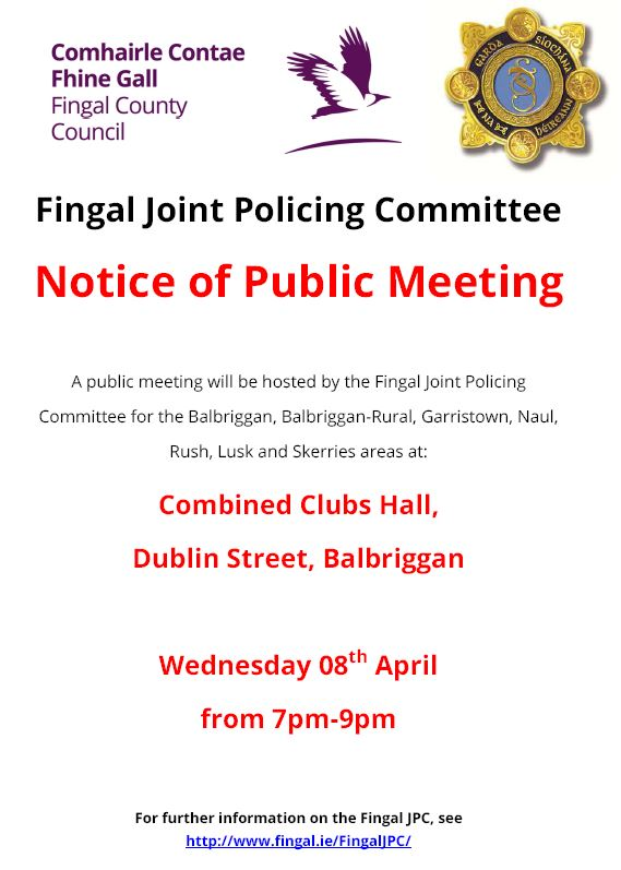 Fingal Policing