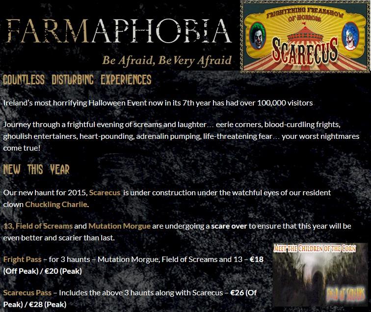 Farmaphobia