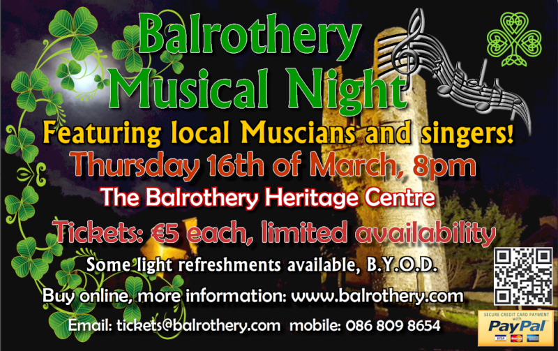 Balrothery Musical Night