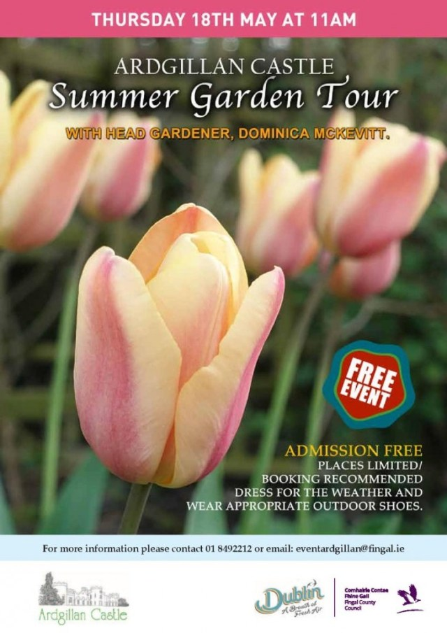 Ardgillan Garden Tour