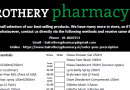 Balrothery Pharmacy Orders